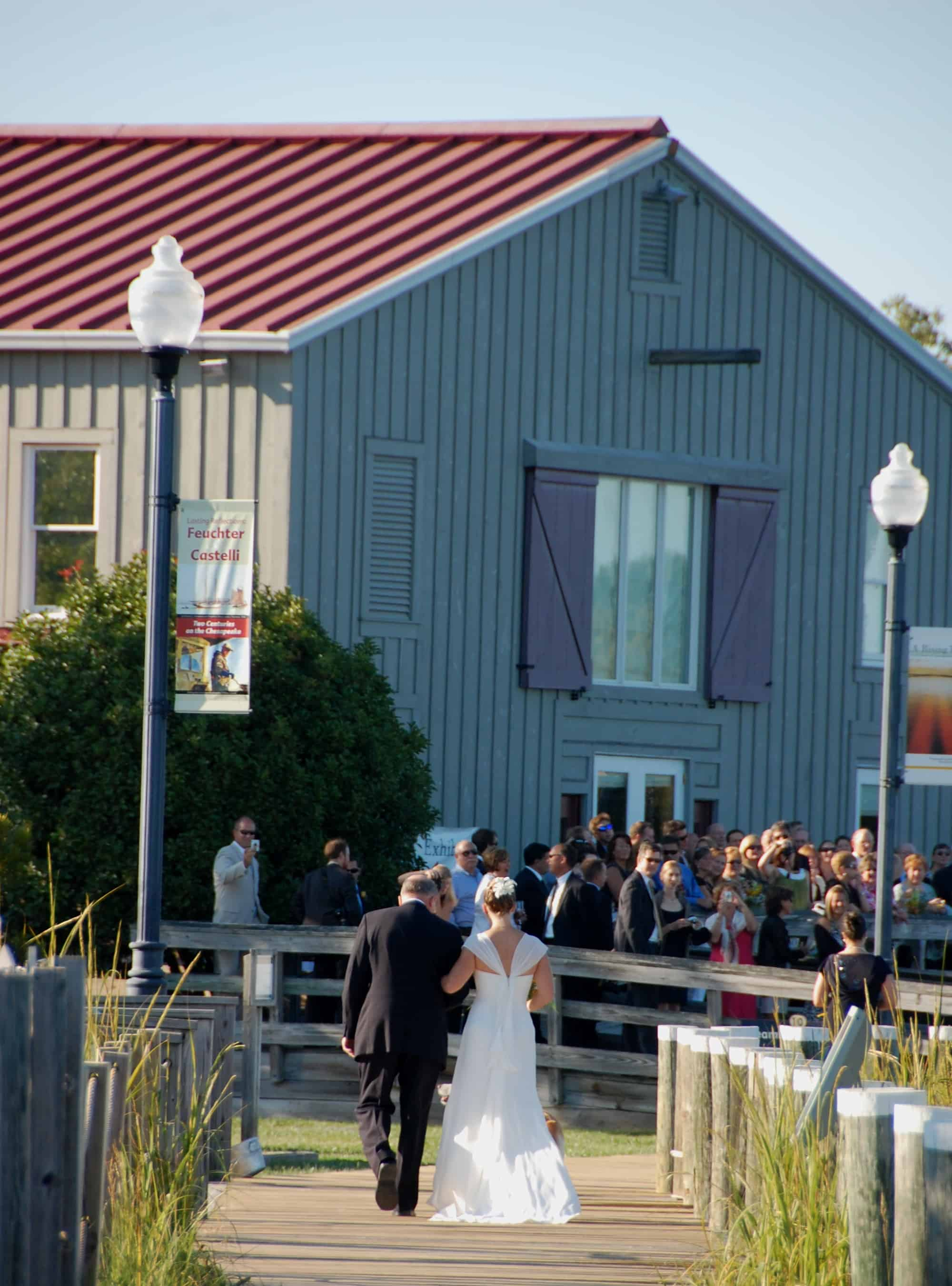 wedding wire Archives - Chesapeake Bay Maritime Museum